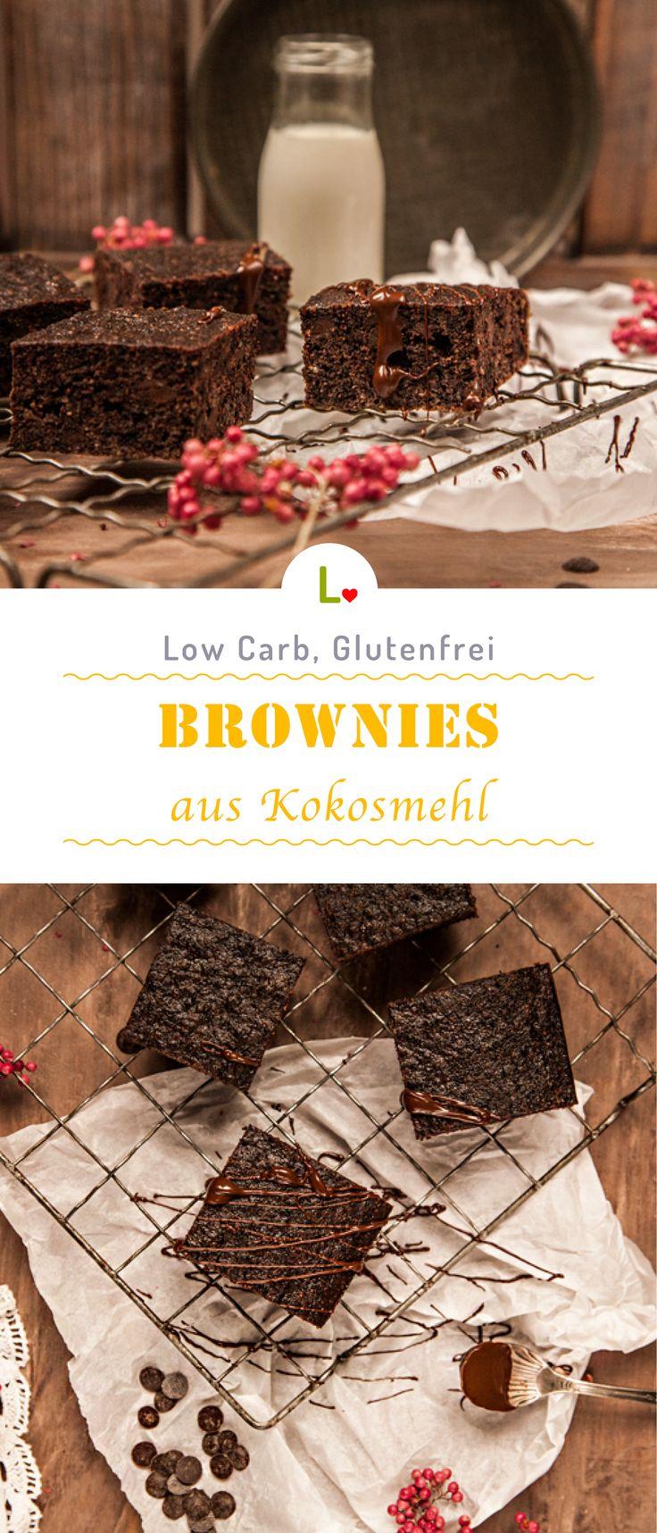 Wer liebt auch so sehr schokoladige Brownies, die sogar noch Low Carb und Glutenfrei sind? Mit diesen Brownie Kuchen Rezept bestehend aus Lizza Kokosmehl, Kakao, Xylit und Schokodrops habt ihr eine leckere Nascherei. Für weitere Rezepte besucht unsere Seite: https://lizza.de/pages/rezepte