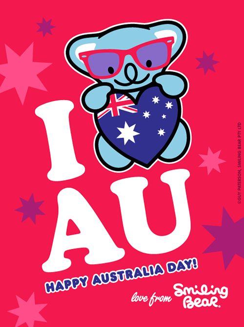 I ♥ Australia