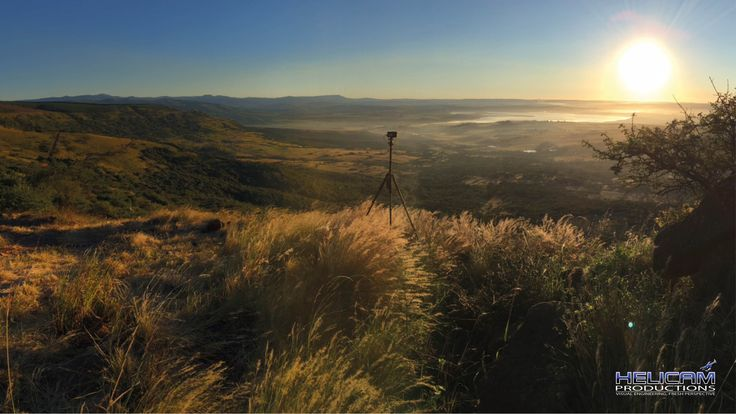 Gorgeous Sunrise looking over the Karkloof Valley