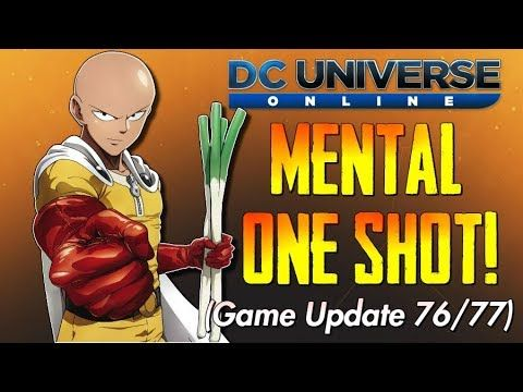 """nice #DCUO - (GU77) """"Extremely Broken!...The Mental One Punch!"""" - (Why DC Universe Online Sucks) -VIDEO"""