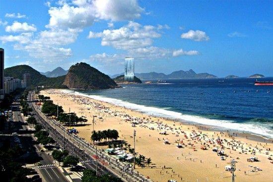 Torre Solar en Río de Janeiro / Rafaa