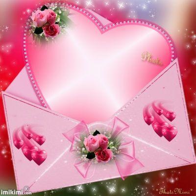 I love you - @gloria_glv | Prplkises - Imikimi | Pinterest