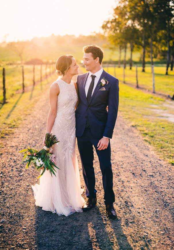 QLD-country-bush-australian-backyard-diy-wedding-sequin-silver-bridal-gown33