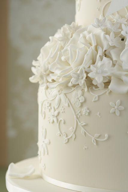 THE WEDDING BLOG DESIGNER: PEGGY PORSCHEN CAKES