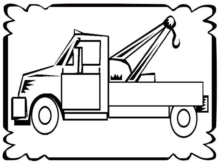 25  best ideas about tow truck on pinterest