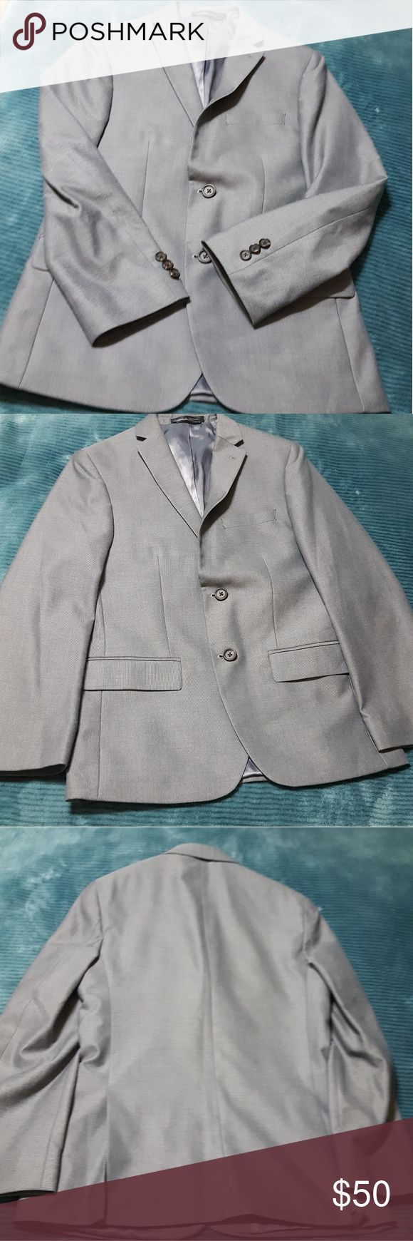 Ralph Lauren Boy's Size 14R Sport Coat Blazer 14R Boy's Sport Coat Blazer Jacket by Ralph Lauren. Great condition. 2 button front in a grey tone. Ralph Lauren Jackets & Coats Blazers