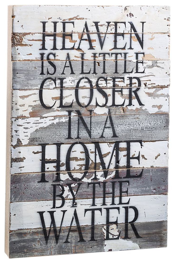 Sweet Bird Wooden Sign - Heaven | Bass Pro Shops: The Best Hunting, Fishing, Camping & Outdoor Gear