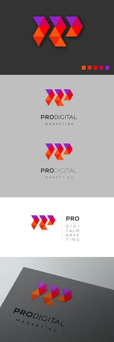 Awesome logo needed / Pro Digital Marketing / Online advertising agency by ▐ ▐ ▐ bazil