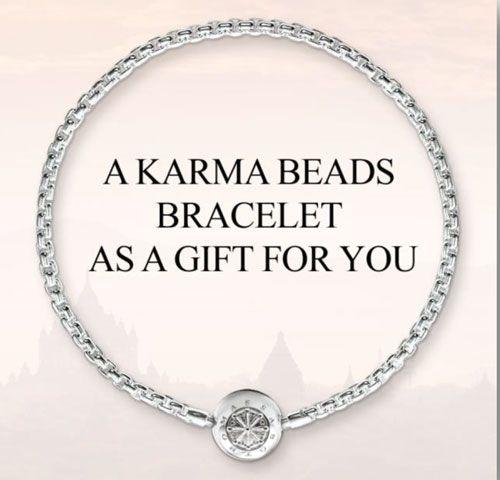Karma Bracelet Offer