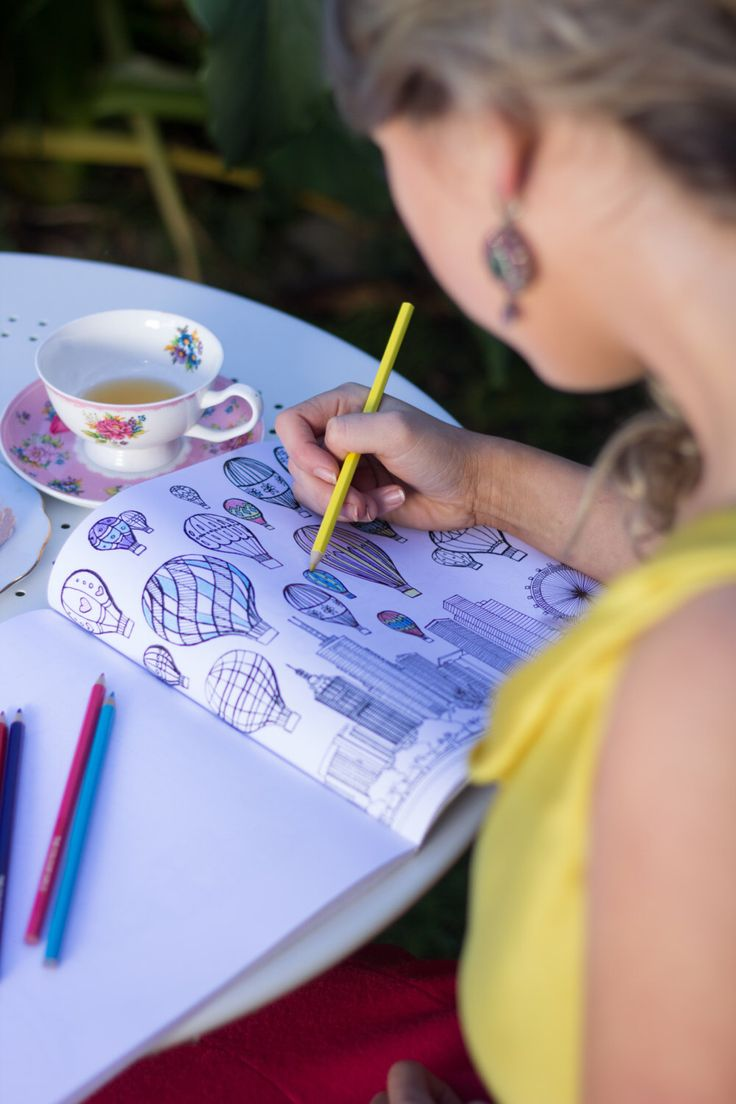 Colouring books for adults melbourne - Melbourne Colouring Book Style City Colour By Thecolourgirls On Etsy Https Adult Coloringcolouringmelbourne