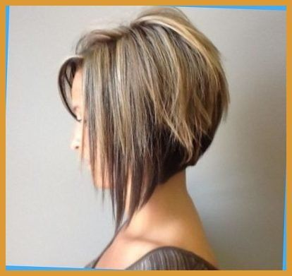 30 Stacked A Line Bob Haircuts You May Like   Pretty Designs throughout Stacked Inverted Bob