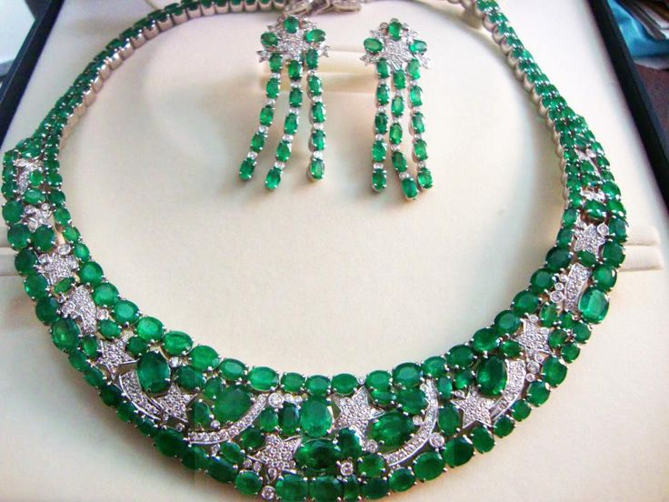 Most Expensive Emerald Jewelry In The World Emerald