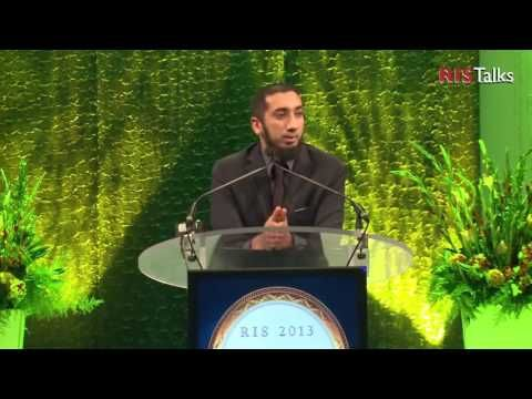 Muslim Pick Up Lines!! ~ VERY FUNNY ~ Nouman Ali Khan ft Sh Abdul Nasir
