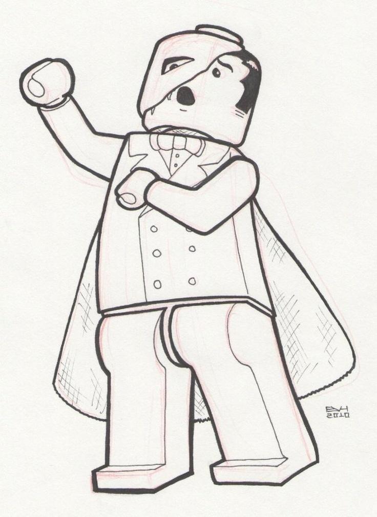 Lego Phantom of the Opera | Phantom of the Opera | Pinterest ...