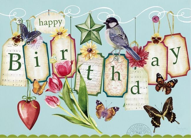 17 Best Ideas About Happy Birthday Greetings On Pinterest
