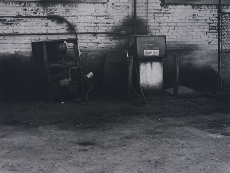 David Lynch factory photographs