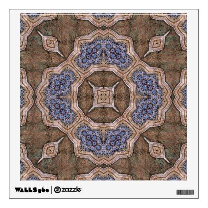 Victorian Art Deco Medieval Pattern Wall Decal - walldecals home decor cyo custom wall decals
