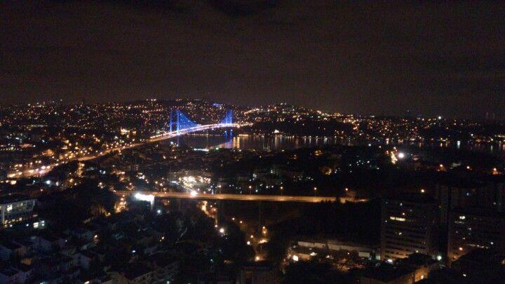 Renaissance Istanbul Bosphorus Hotel şu şehirde: İstanbul, İstanbul