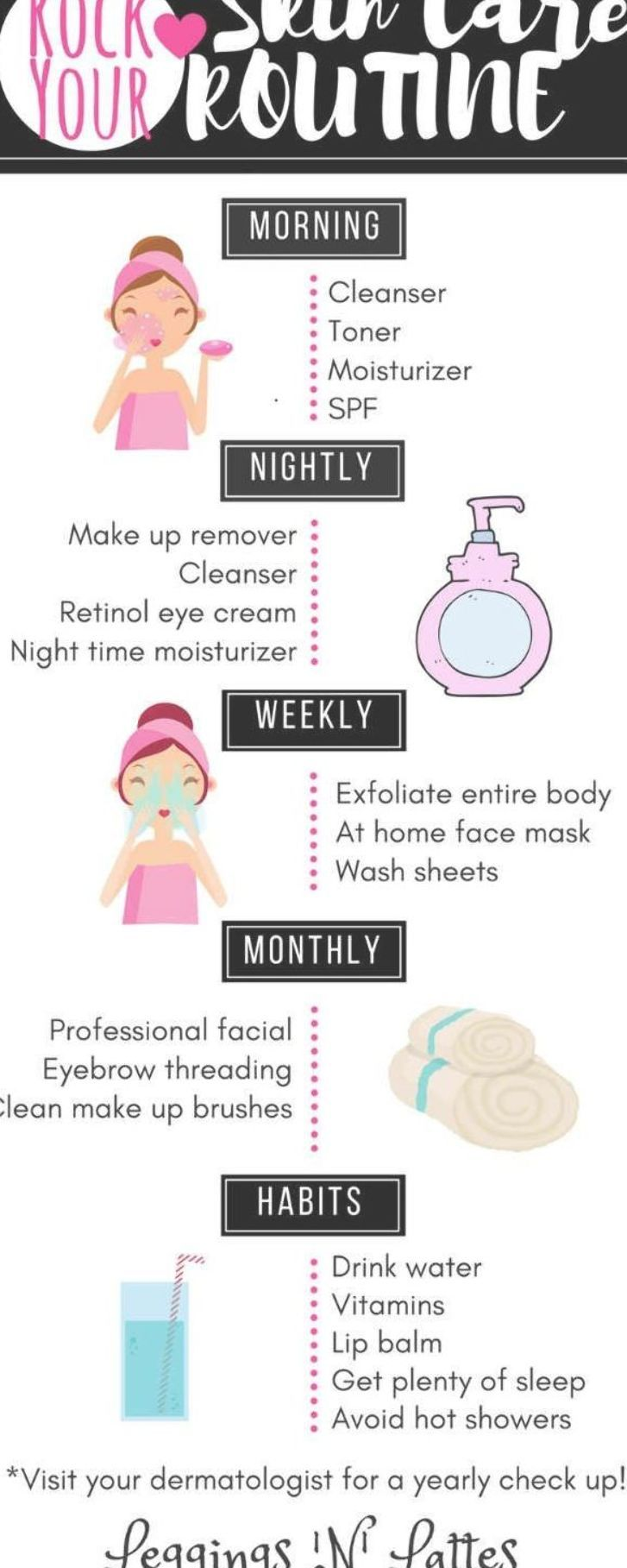 Follow A Skin Care Routine Mother S Day Beauty Tips For Women Around The World Skin Care Skin Care Routine Anti Aging Skin Products
