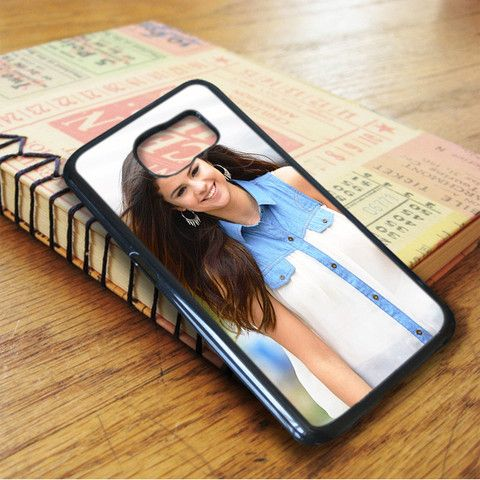Selena Gomez Beautiful Hair Samsung Galaxy S7 Case