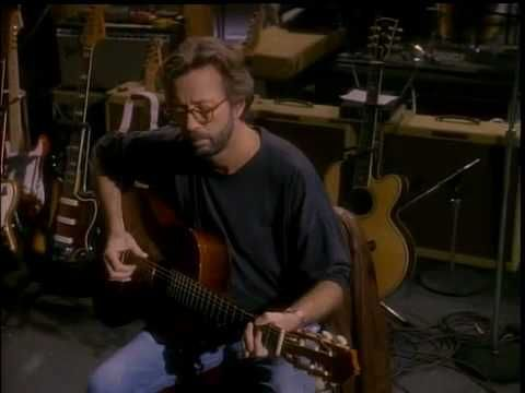 Eric Clapton - Tears In Heaven: I have heard this song easily over 100 times, but I still fight back tears every time.  I can't even imagine what it took to write this song.  It is an amazing tribute to his son.