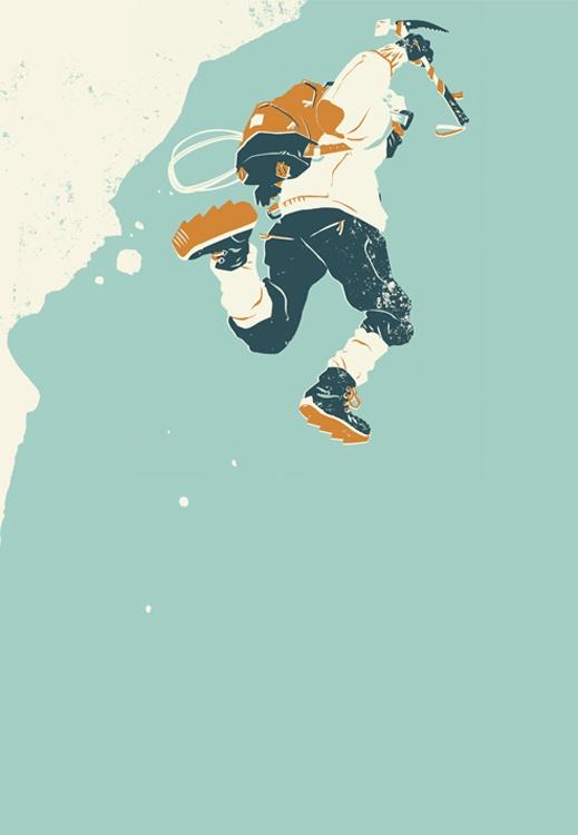 Explorers - Matt Taylor Illustration