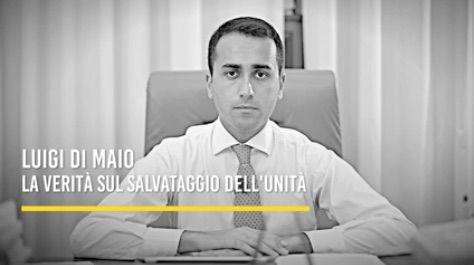 Umberto Marabese : Luigi Di Maio - Il salvataggio de L'Unità e #Renzo...
