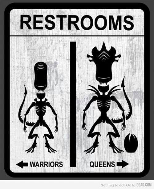 Xenomorph / queens and warriors