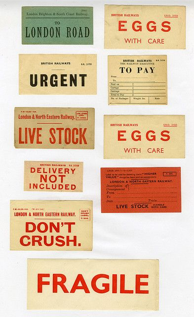 british railways ephemera