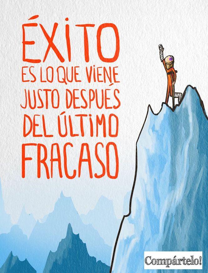 Si has fracasado, aprendido, te has levantado y continuas ¡Vas por buen Camino!