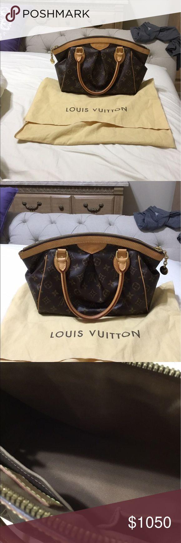 Selling this Authentic Louis Vuitton Tivoli PM w/ Dust Bag on Poshmark! My username is: cammy415. #shopmycloset #poshmark #fashion #shopping #style #forsale #Louis Vuitton #Handbags
