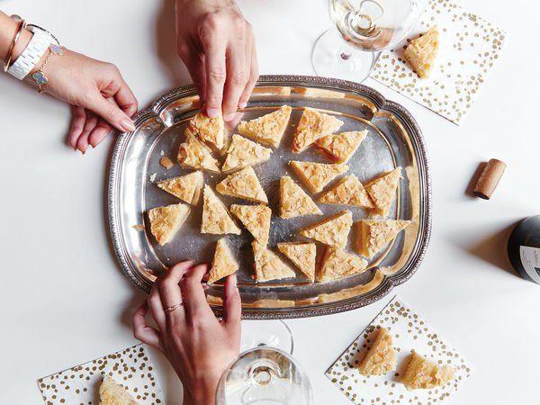 Swedish Visiting Cake Bars Recipe | SAVEUR