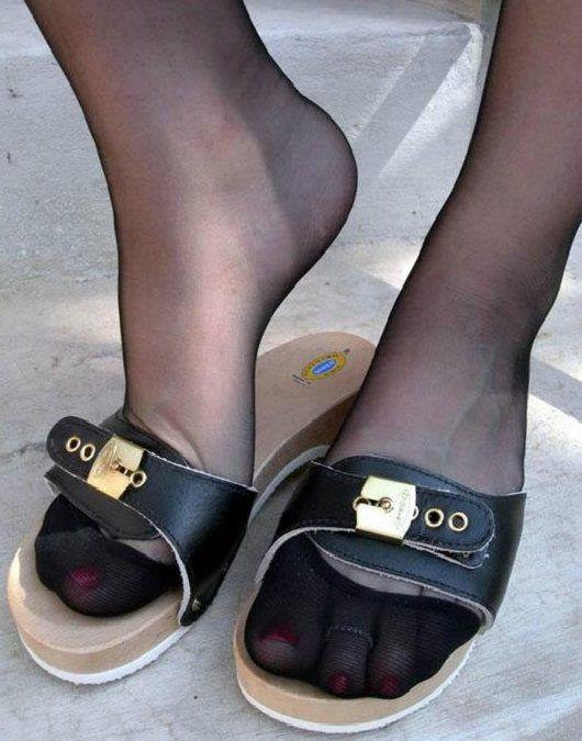 Pleaser Domina-108 - Sexy extreme Fetisch Sandaletten