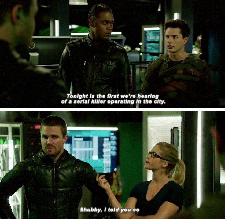 #Arrow #Season5 #5x06