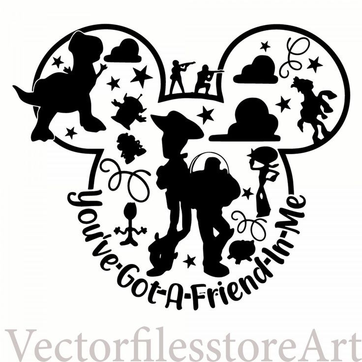 Friends Svg Files For Silhouette Files For Cricut Svg Dxf Eps Png Instant Download In 2020 Disney Silhouettes Disney Silhouette Cricut Projects Vinyl