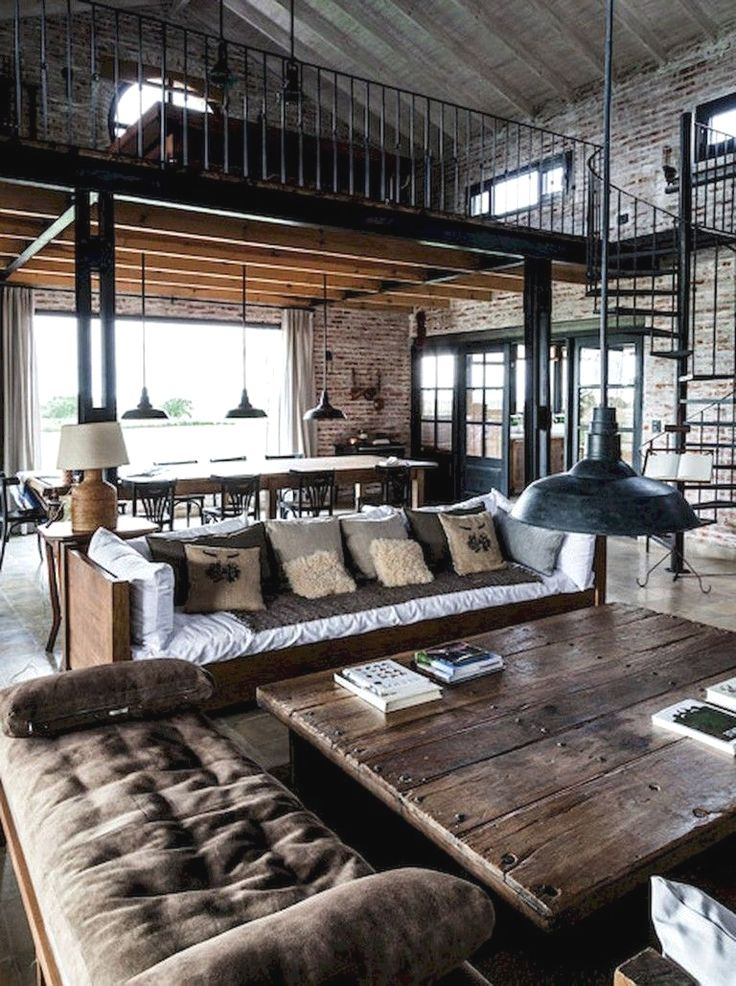 70 Cold Creative Loft Apartment Decorating Ideas Is Part Of Living