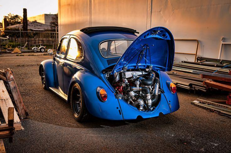 '63 Ragtop with 2.0L Subaru Turbo