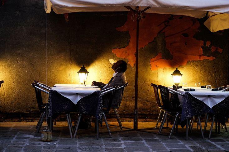 """""""I percorsi della solitudine"""", Cracovia, 1° riScatto urbano di Martina Aliprandi. Foto inviata via mail, in gioco per il premio giuria."""