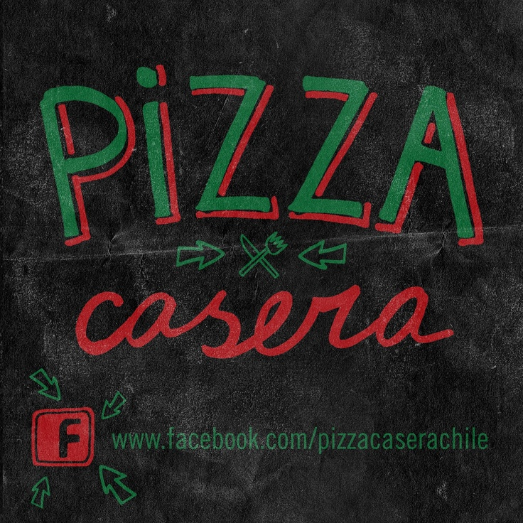 Búscanos en facebook  www.facebook.com/pizzacaserachile