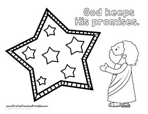 Our Free printable games worksheets, crafts and activities are a great way to enhance your bible lessons. Resources on this page focus on the life of Abraham.  During Abrahams life time he experienced many struggles and successes and you can draw key truths from these life experiences.  Children can learn to wait on the Lord, that …