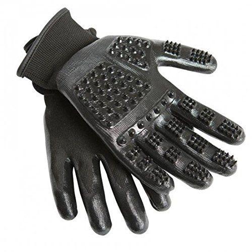 HandsOn® Gloves Horse Dog Cat Livestock Small Pet Grooming Gloves Mitts & Bathing Gloves Mitts (Size-Medium) - http://www.petsupplyliquidators.com/handson-gloves-horse-dog-cat-livestock-small-pet-grooming-gloves-mitts-bathing-gloves-mitts-size-medium/