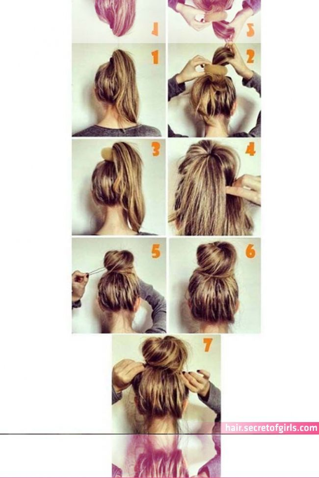 37 Easy Hairstyles For Work Easy Work Hairstyles Long Hair Styles Short Hair Di In 2020 Easy Work Hairstyles Easy Hairstyles For Medium Hair Work Hairstyles