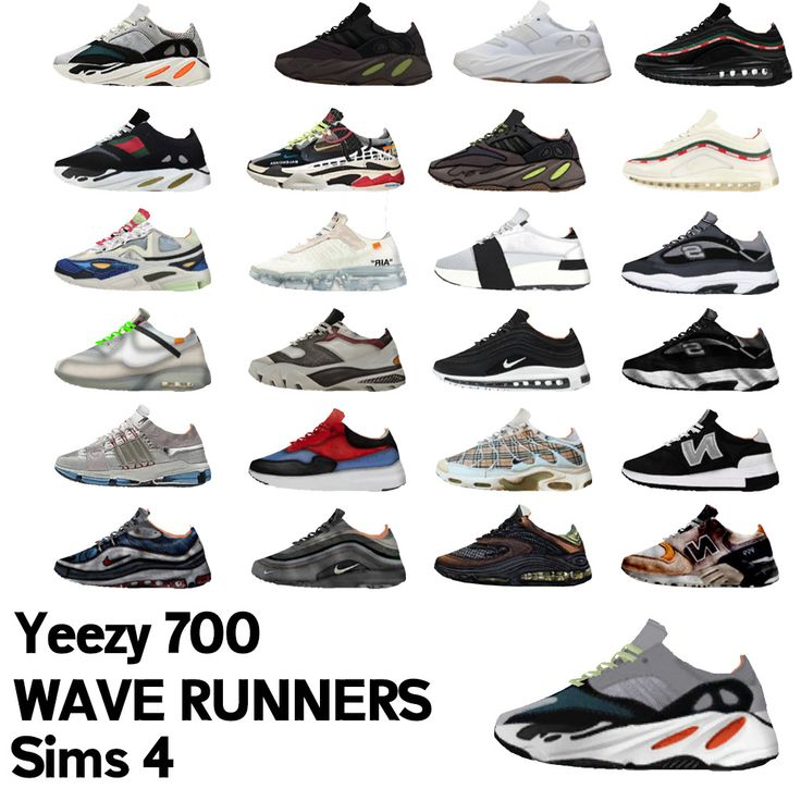 S4ccYeezy Wave Runners +Extra