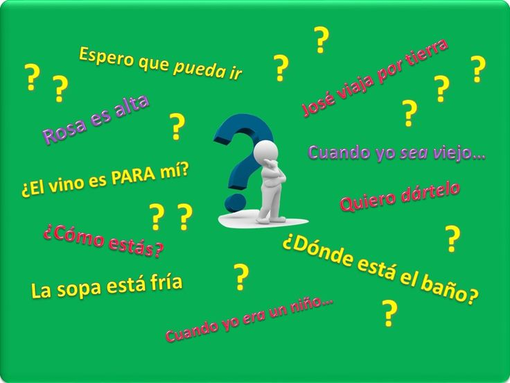 We will have one half hour on line (on Skype or Zoom) for you to ask me any Spanish grammar question. Many students have these bothersome doubts that their instructor may not have been able to answer to their full satisfaction. I will help you clarify any doubts.