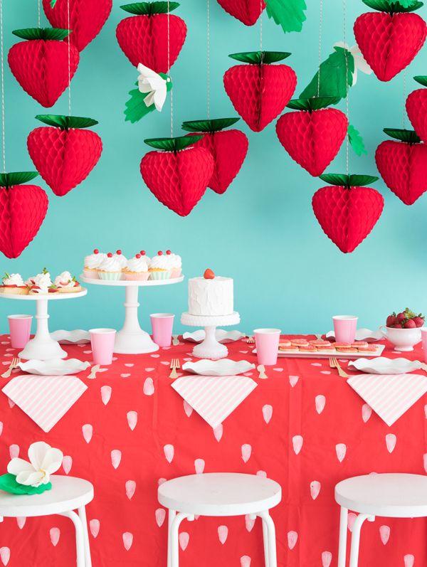 Partido De La Fresa |  ¡Oh dia feliz!