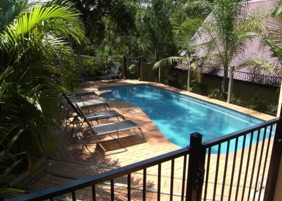 $1600pw. Near Forster Smiths Lake Holiday House: Harcourt is your own personal Resort