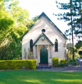 Chapel Woodlands Of Marburg