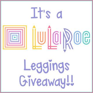GIVEAWAY - Win a Pair of Leggings from LuLaRoe!! | Macaroni Kid