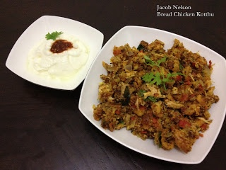 Beef Chicken Kotthu