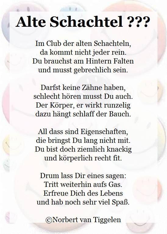 Alte Schachtel Geburtstagswunsche Aphorismen Wunsche Spruche